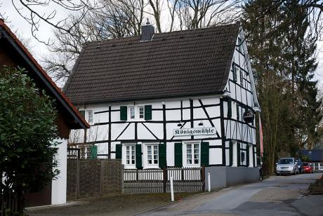 Königsmühle 2010: Gaststätte