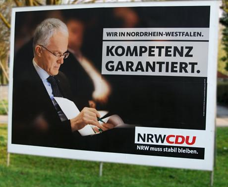 Wir in Nordrhein-Westfalen: Kompetenz garantiert.