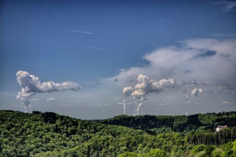 Braunkohlekraftwerke pupsen