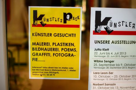 Künstlerpack auf der Suche: Künstler gesucht !!!
