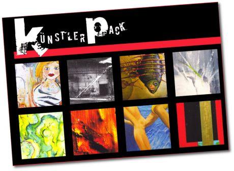 Künstlerpack sucht Mitstreiter!