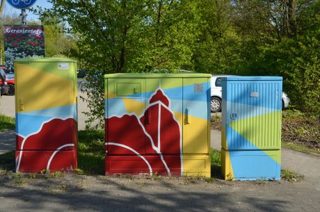 Kunst am Kasten: am Kunstmuseum Solingen