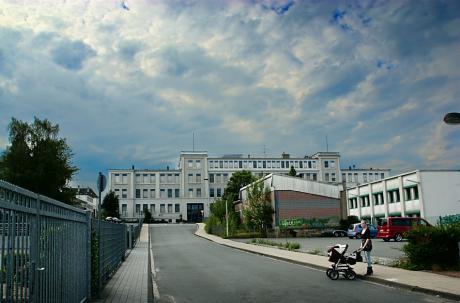 Lehranstalt: Gymnasium Schwertstraße
