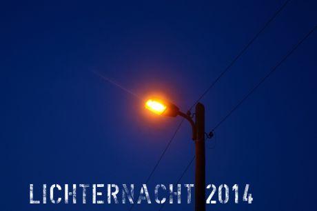 Solinger Lichternacht 2014