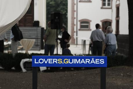 Lovers by Guimarães: Namen sind …