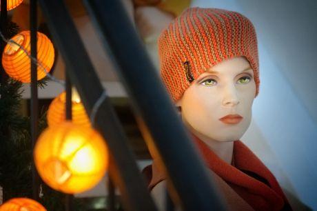 Hüte sind ihre Profession: Mützen im Angebot