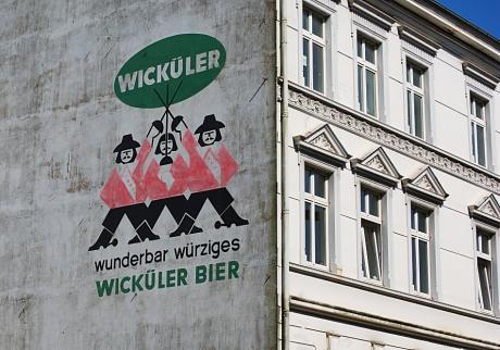Männer wie wir: wunderbar würziges Wicküler Bier