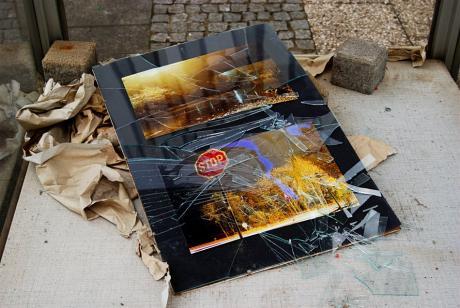 Marodes: Bilder einer Ausstellung