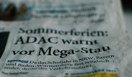 Mega-Stau: ADAC samt Medien verbreiten wieder Panik