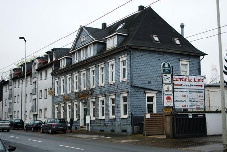 Fachwerkhaus an der Schützenstraße