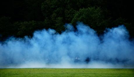 Mike Rottland zeigte mit seiner Extra 300S Kunstflug vom Feinsten: To fast for me