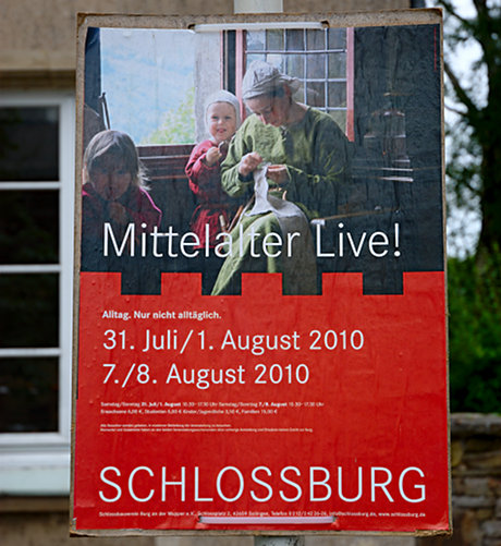 Mittelalter live !: SchlossBurg