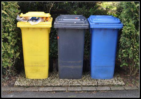 die Drei von den Mülltonnen