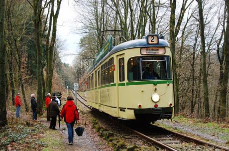 Bergische Museumsbahnen: Wuppertal-Kohlfurth