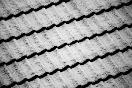 verschneiter Dachstein