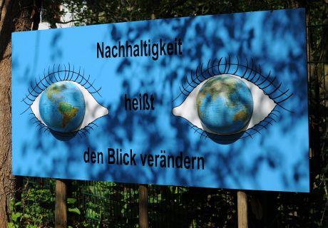Nachhaltigkeit heißt den Blick verändern: Ariane Schuster