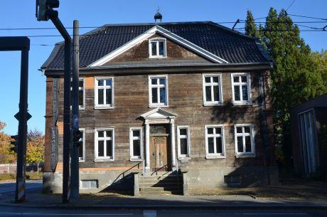 Schieferhaus: ohne Schiefern