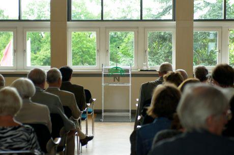 Eröffnungsveranstaltung: 68. Internationale Bergische Kunstausstellung im Kunstmuseum Solingen