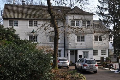 Das ehemalige Naturfreundehaus am Pfaffenberg
