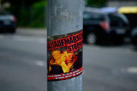 Naziaufmärsche stoppen