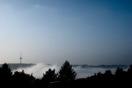 """Wupperheih"": Morgennebel"
