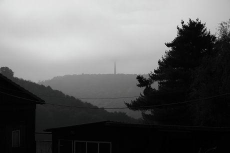 Noch liegt etwas Nebel in der Luft