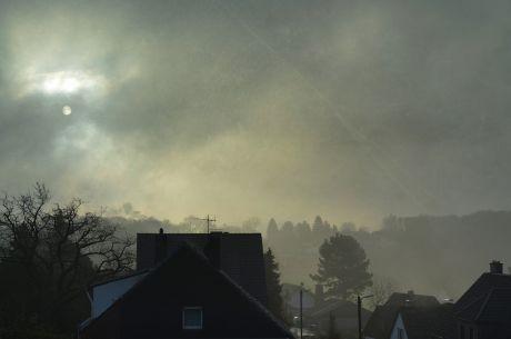 Ein Vormittag an einem kalten Novembertag