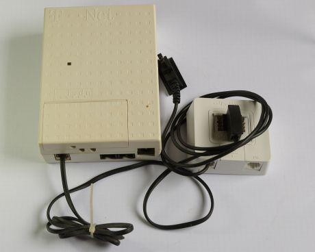 Elektroschrott: NTBA und Splitter