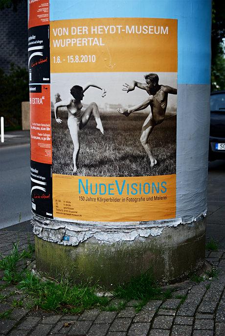 NudeVisions: 150 Jahre Körperbilder in Fotografie und Malerei