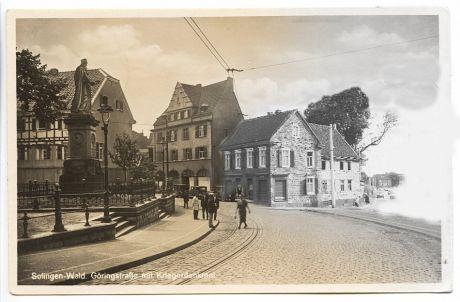 Ecke Altenhofener Straße