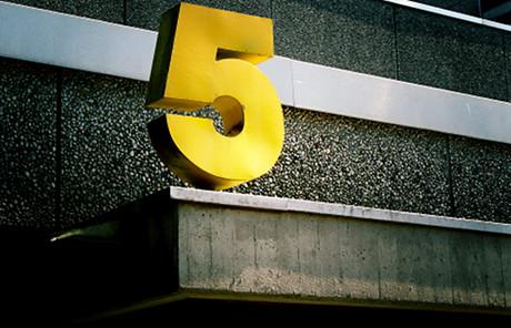 Nummer 5 soll leben