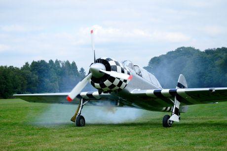 Flug-Oldtimer