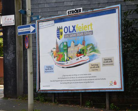 OLX feiert
