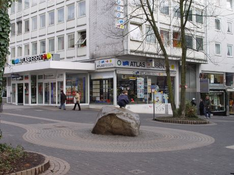 Fühlstein: im Jahre 2006