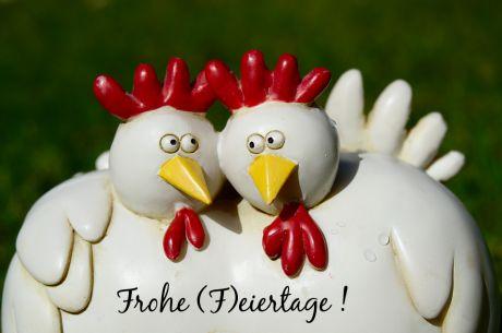 Frohe (F)eiertage !