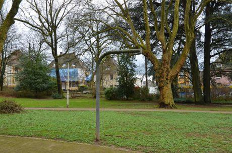 Park im Bülowplatz