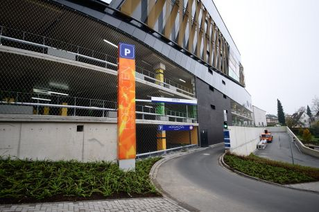 Parkhaus Hofgarten