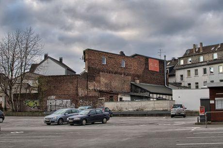 Stadtsparkassen-Parkplatz