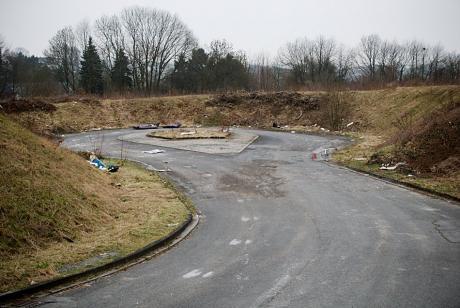 Parkplatz Hermesweg