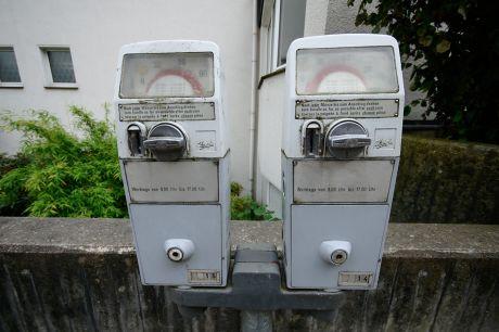 Parkuhren: betriebsblind