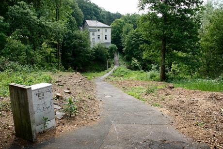 Pereskotten 2010: Villa Weinsbergtal