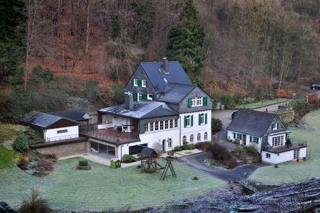 Petersmühle: am Bertramsmühler Bach