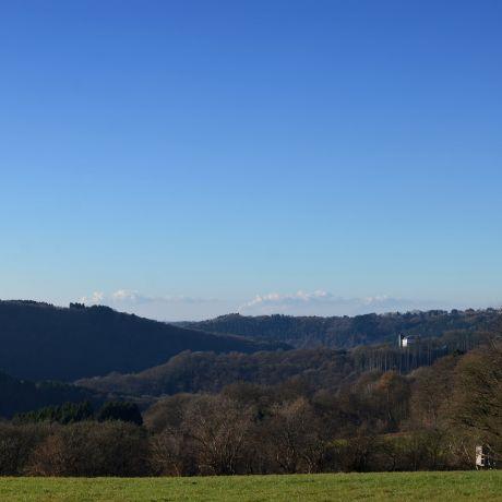 Hohenscheid am 19. Dezember 2016: Montag, +5°C