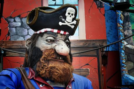 Der Pirat: oder ist das mein neues Personalausweisfoto?
