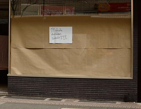 Plakate Aufkleben Verboten!