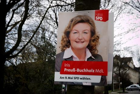 Iris Preuß-Buchholz MdL