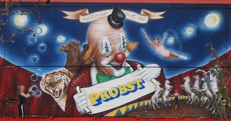 Zirkus Probst: Kultur pur seit 1865