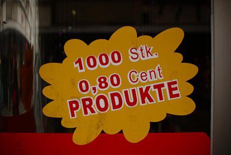 1000 Stück: 0,80 Cent Produkte