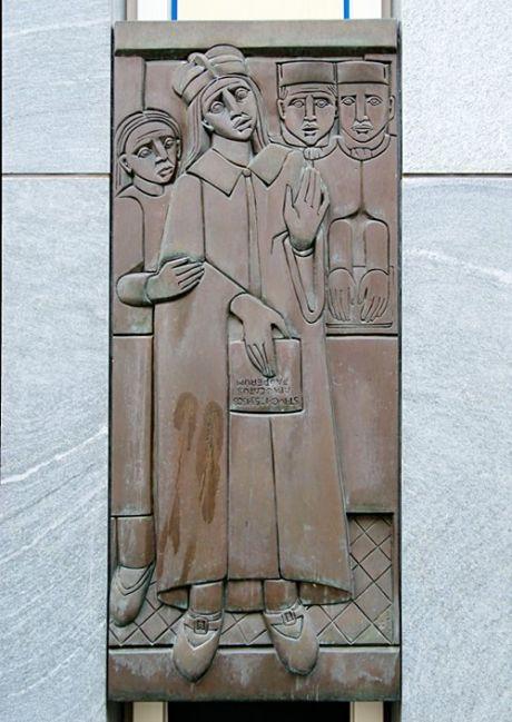 ST IVO  1253-1303: ADVOCATUS PAUPERUM