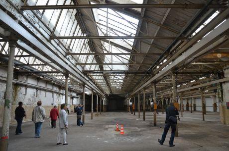 Räume in der Solinger City: die kaum einer zu sehen bekommt
